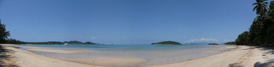 Ao Suan Yai on Koh Mak island, Thailand