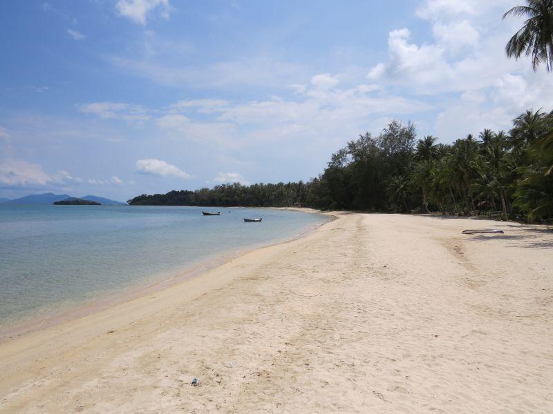 Koh Mak Beaches