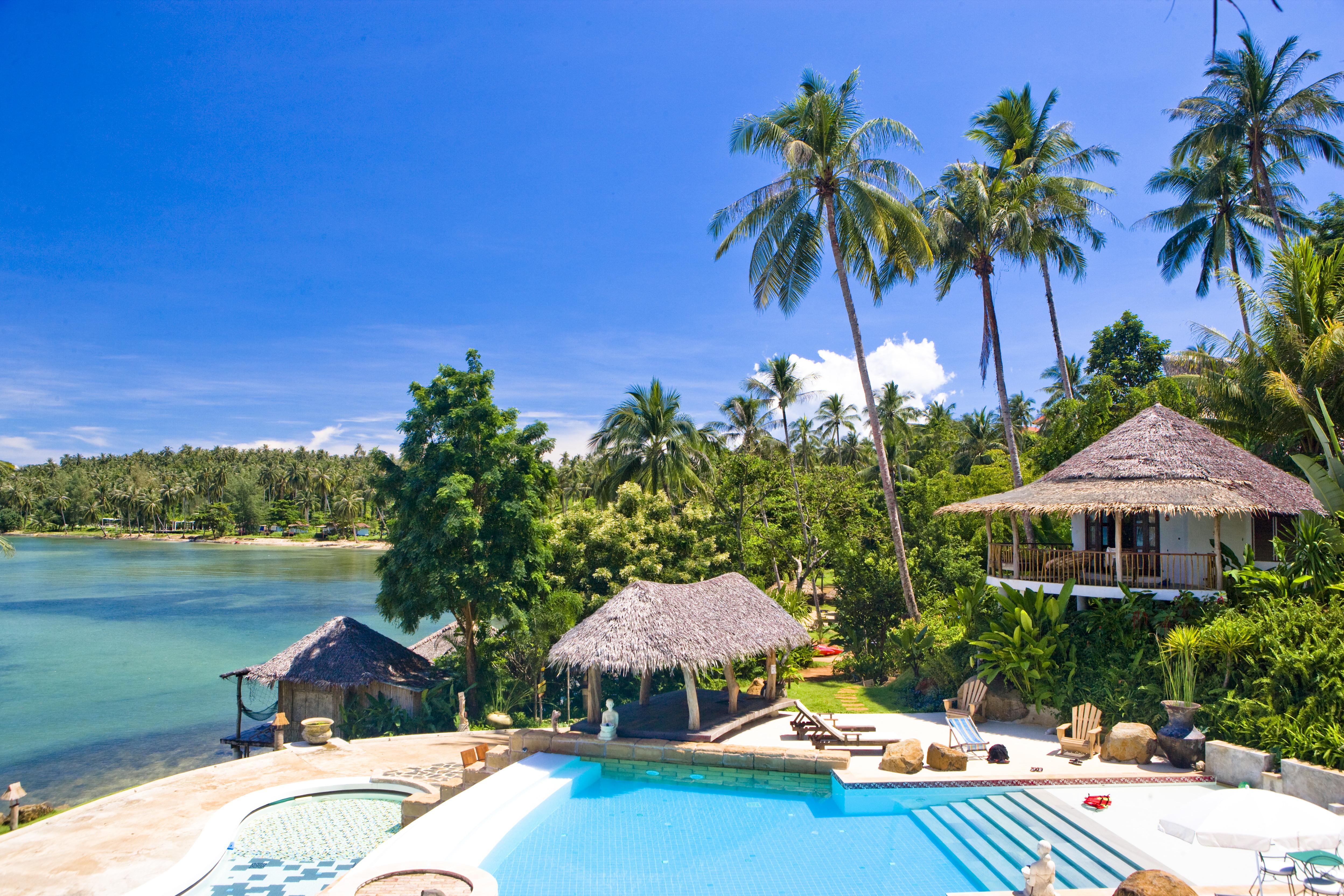 Koh Mak Cococape Resort Coco