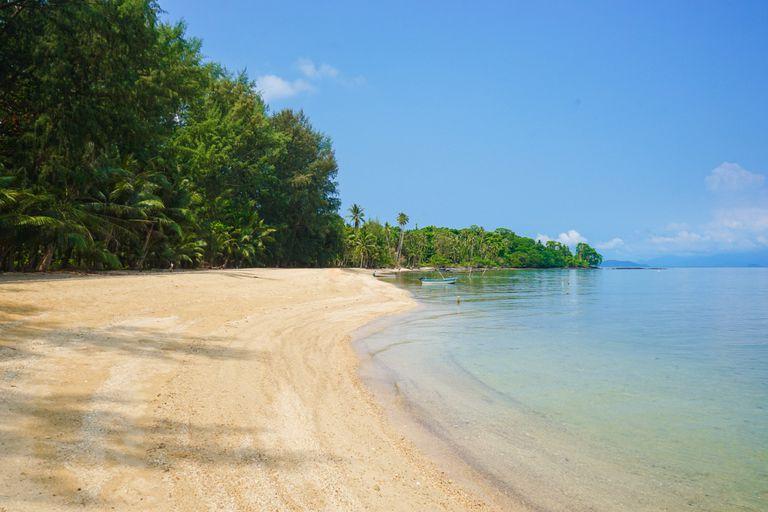 Beach on Koh Mak
